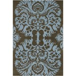 "Chandra Amy Butler (AMY13217-79106) 7'9""x10'6"" Rectangle Area Rug"