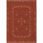 "Chandra Kilim (KIL2247-576) 5'0""x7'6"" Rectangle Area Rug"