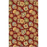 "Chandra Metro (MET533-576) 5'0""x7'6"" Rectangle Area Rug"
