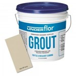 Congoleum Duraceramic Premixed Ivory Grout 1 gallon bucket DG-39