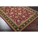 "Surya Midtown Maroon (MID-1013) Rectangle 7'10"" x 10'3"""