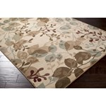 "Surya Paramount Raw Umber (PAR-1037) Rectangle 7'9"" x 11'2"""