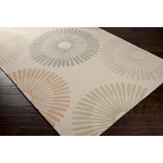"Surya Rain Oatmeal (RAI-1088) Rectangle 2'0"" x 3'0"""
