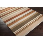 "Surya Rain Red Clay (RAI-1092) Square 1'6"" x 1'6"""