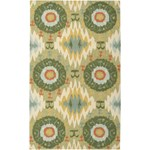 "Surya Storm Fern Green (SOM-7710) Rectangle 5'0"" x 7'6"""